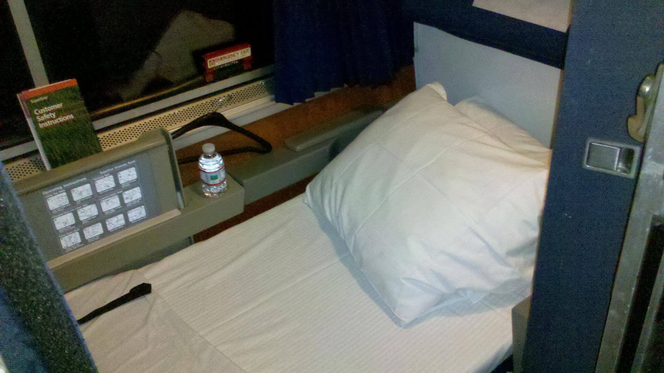 Amtrak roomette train travel sleeper car